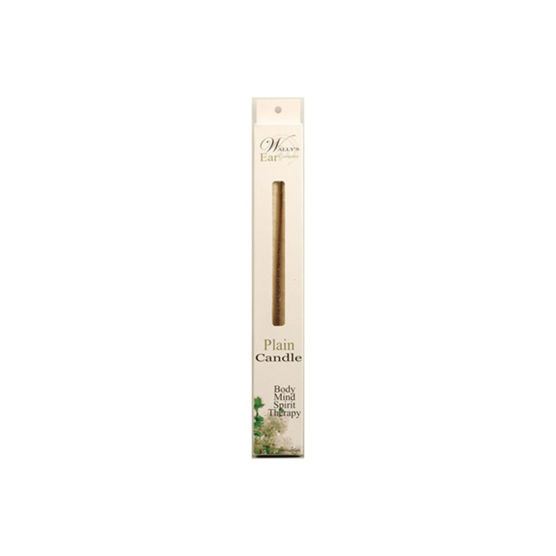 Plain Candle, 2 Pack(s)