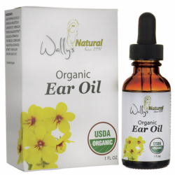 Organic Ear Oil, 1 fl oz Liquid