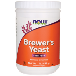 Brewers Yeast, 1 lb (454 grams) Pwdr