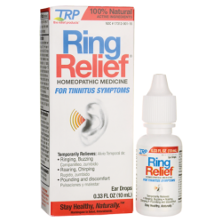 Ring Relief, 0.33 fl oz (10 mL) Liquid