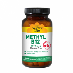 Methyl B12, 1,000 mcg 60 Lozenges