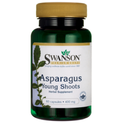 Asparagus Young Shoots, 400 mg 60 Caps