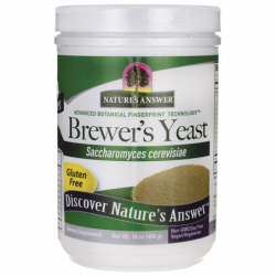 Brewers Yeast, 16 oz (454 grams) Pwdr