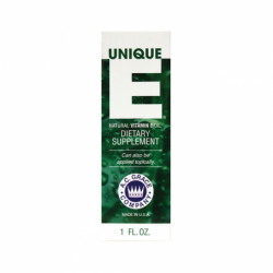 Unique E Natural Vitamin E Oil, 1 fl oz Liquid