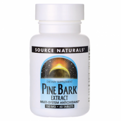 Pine Bark Extract, 150 mg 60 Tabs