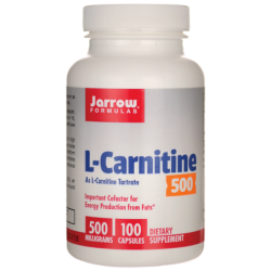LCarnitine 500, 500 mg 100 Caps