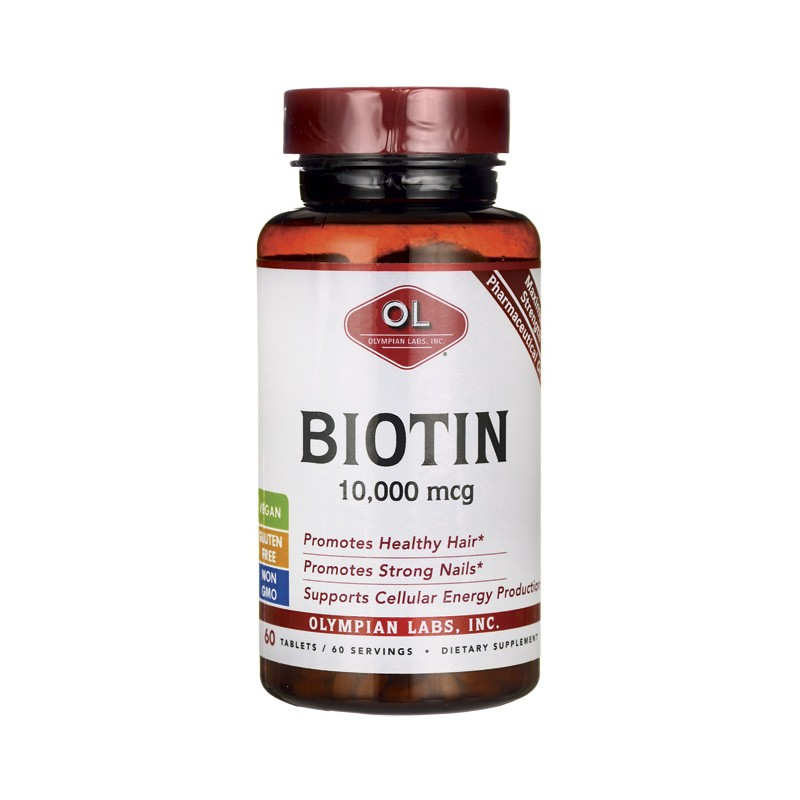 New considerations for biotin use in hair disorders