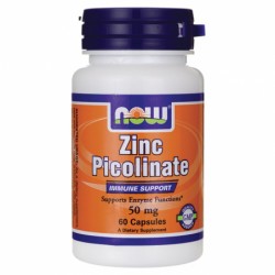 Zinc Picolinate, 50 mg 60 Caps