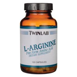 LArginine, 500 mg 100 Caps