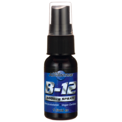 B12 Spray, 500 mcg 1 fl oz Liquid