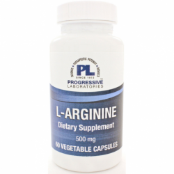 LArginine, 500 mg 60 Veg Caps