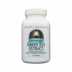 Green Tea Extract, 500 mg 120 Tabs