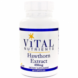 Hawthorn Extract, 450 mg 60...
