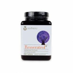 Resveratrol Advanced, 290 Tabs