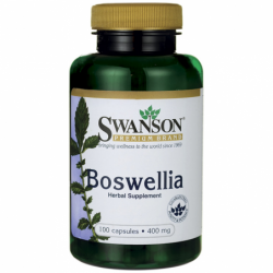 Boswellia, 400 mg 100 Caps