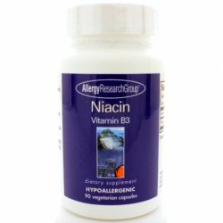 Niacin Vitamin B3, 250 mg 90 Veg Caps