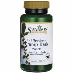 FullSpectrum Cramp Bark, 500 mg 60 Caps