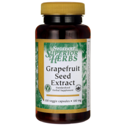 Grapefruit Seed Extract, 100 Veg Caps
