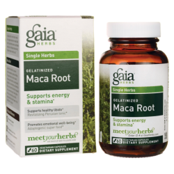 Maca Root, 500 mg 60 Veg Caps