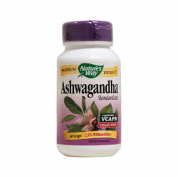 Ashwagandha Standardized, 60 Vcaps
