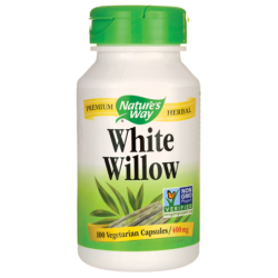 White Willow, 400 mg 100 Veg Caps