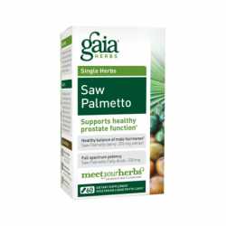 Saw Palmetto, 60 Liq Vegcap