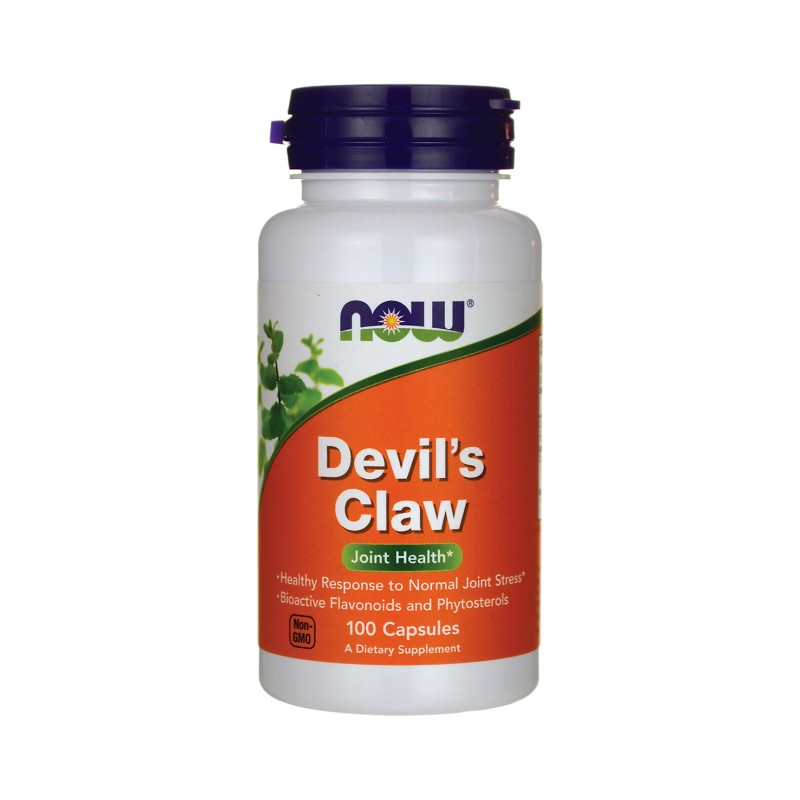 Devils Claw, 100 Caps