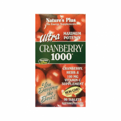 Ultra Cranberry, 1,000 mg...