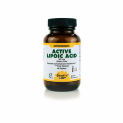 Active Lipoic Acid, 300 mg 60 Tabs