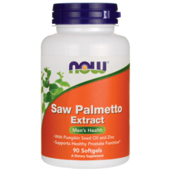 Saw Palmetto Extract, 90 Sgels