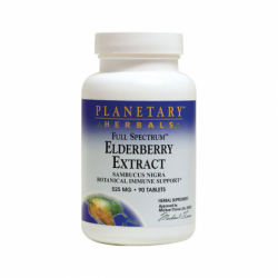 Elderberry Extract Full Spectrum, 525 mg 90 Tabs