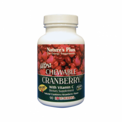 Ultra Chewable Cranberry, 90 Tabs