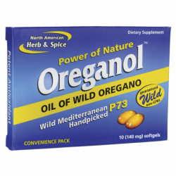 Oreganol Oil of Wild Oregano Convenience Pack, 10 Sgels