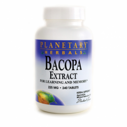 Bacopa Extract, 225 mg 240...