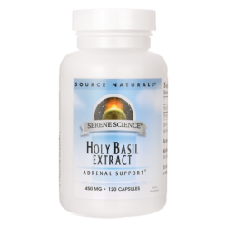 Serene Science Holy Basil Extract, 450 mg 120 Caps