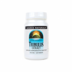 Tribulus Extract, 750 mg 60 Tabs