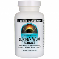 St Johns Wort Extract, 300...