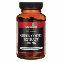 Green Coffee Extract, 400 mg 90 Veg Caps
