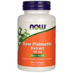 Saw Palmetto Extract, 160 mg 240 Sgels