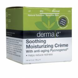 Soothing Moisturizing Creme with AntiAging Pycnogenol, 2 oz Cream