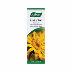 Arnica Rub, 3.5 fl oz Cream