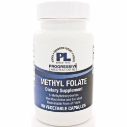 Methyl Folate, 60 Veg Caps