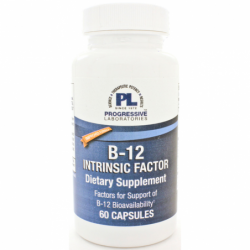 B12 Intrinsic Factor, 60 Caps