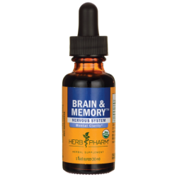 Brain & Memory, 1 fl oz (30 mL) Liquid