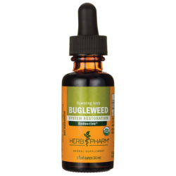 Flowering Herb Bugleweed, 1 fl oz (30 mL) Liquid