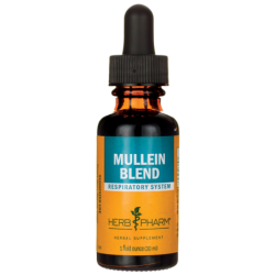 Mullein Blend, 1 fl oz (30 mL) Liquid