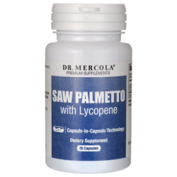 Saw Palmetto with Lycopene, 30 Caps