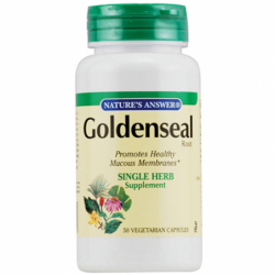 Goldenseal Root, 550 mg 60...