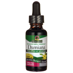 Damiana Leaf, 1 fl oz (30 mL) Liquid