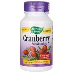 Cranberry Standardized, 60 Tabs
